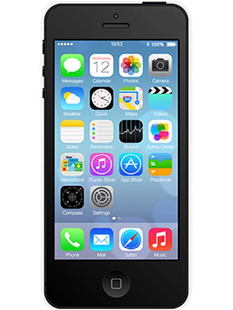 apple iphone 5 black mobile phone ting