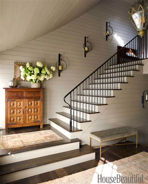 stairwell decorating ideas 28 best stairway decorating ideas and designs for 2018