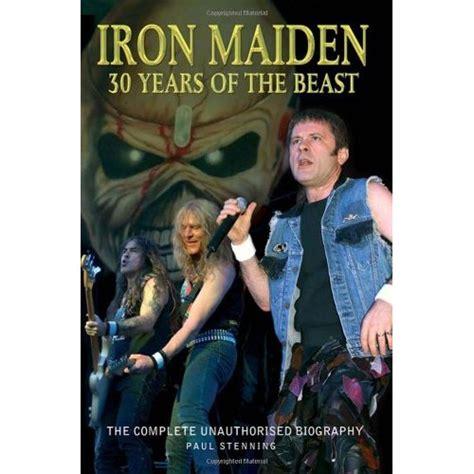 libro beastly verse iron maiden years of the beast libro biblioteca moderna 2013