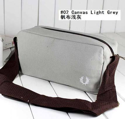 slingbag jelly envelope mocca fred perry inspired sling bag shopping is