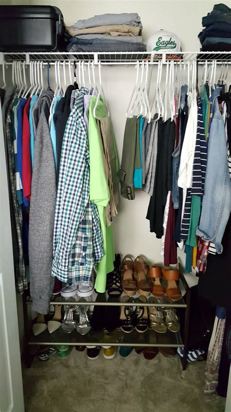 Closet Purge by 7 Day Purge Challenge Day 5 Closets Drawers