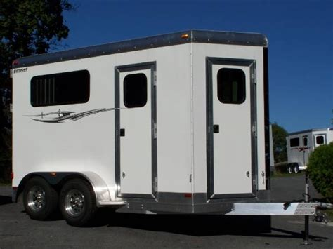 horse trailer curtains 19 best 4 star trailer straight load images on pinterest