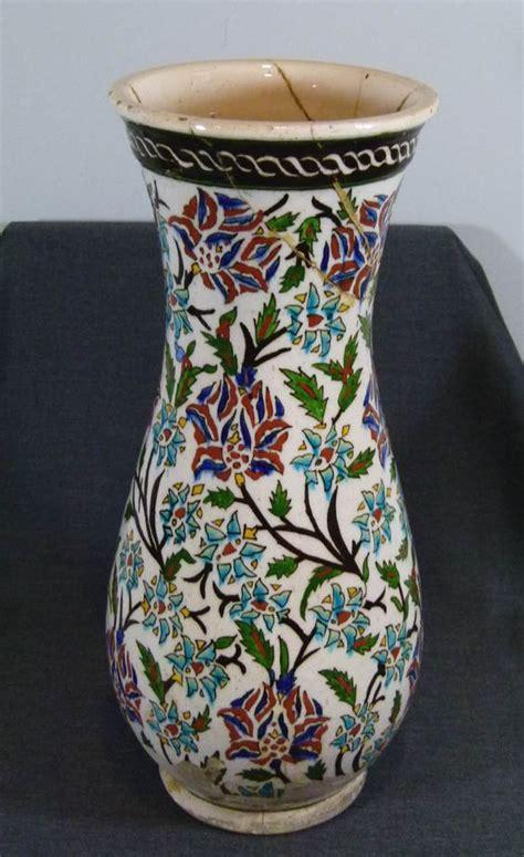 ottoman pottery 18c islamic ottoman turkey iznik kutahya ceramic pottery