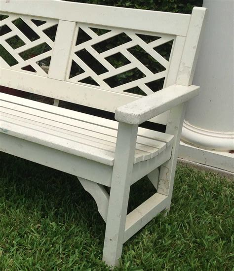 bench refinish re how to refinish the polywood bench the home depot