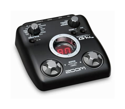Usb Effect zoom g1u guitar effects pedal with usb interface cheap price monitormod