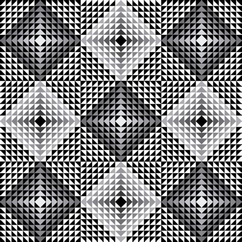optical pattern vector optical pattern in grayscale style vector free download