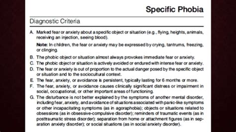 7 With Anxiety Disorders by 7 Anxiety Disorders And Ocd
