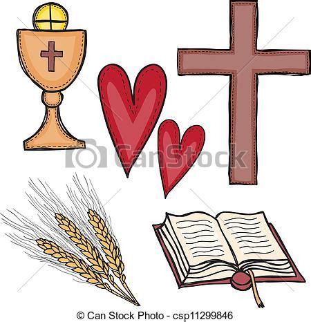 imagenes de la religion eps vector de s 237 mbolos conjunto religioso religi 243 n