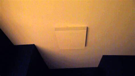 noisy bathroom fan noisy bath fan st paul home inspection townhouse youtube