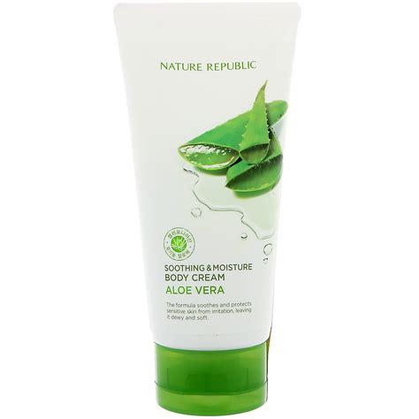 Nature Republic Soothing Moisture nature republic soothing moisture aloe vera 90