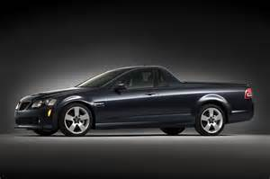 2010 Pontiac G8 Sport Truck For Sale 2010 Pontiac G8 Sports Truck Unveiled It S The Return Of