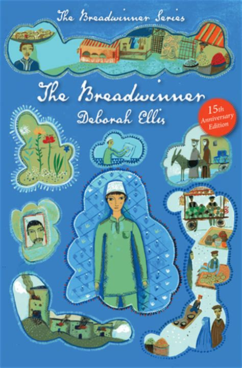 the breadwinner a graphic novel books the breadwinner the breadwinner 1 by deborah ellis