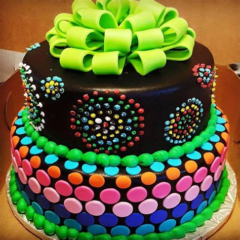 Custom Cakes by Custom Cakes By Brandi Birthday Cake Custom Created