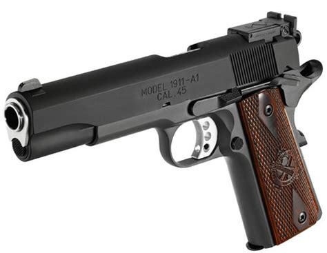 Springfield 1911 Range Officer Review springfield armory range officer photo gallery gun