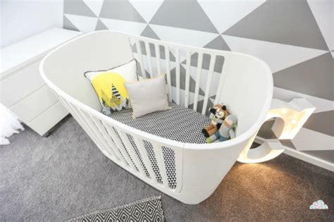 decoracion habitacion bebe moderna moderna habitaci 243 n en blanco y negro con dise 241 os