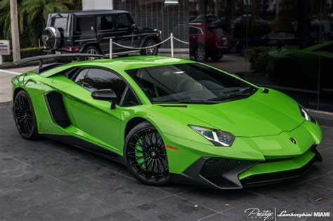 Lamborghini Aventador Sales Lamborghini Aventador Sv For Sale In The Us