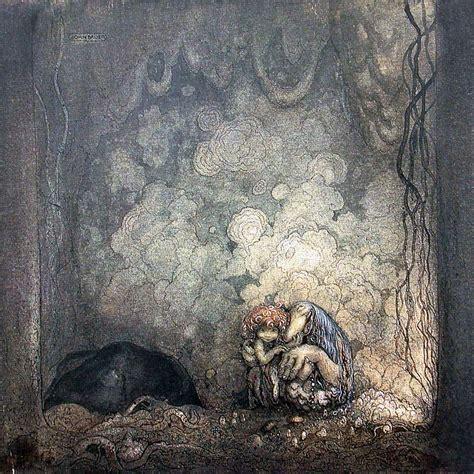 John Barns Humpe Av John Bauer Ur Bland Tomtar Och Troll 1912