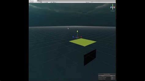 unity tutorial laser unity particle beam cannon youtube