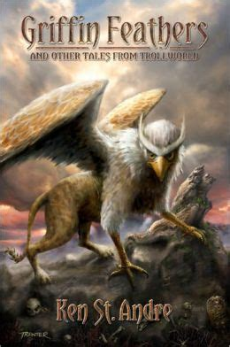 Griffin Feathers griffin feathers by kenneth st andre 2940012539618