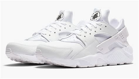 Nike Huarache Black White Bnib 100 2 kicks deals official website nike air huarache prm white black white kicks deals official