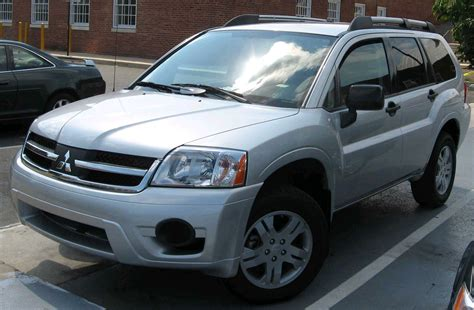 mitsubishi car 2006 2006 mitsubishi endeavor pictures information and specs