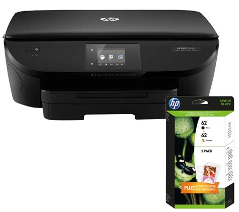 Printer All In One hp envy 5644 all in one printer with ink bundle deals pc world