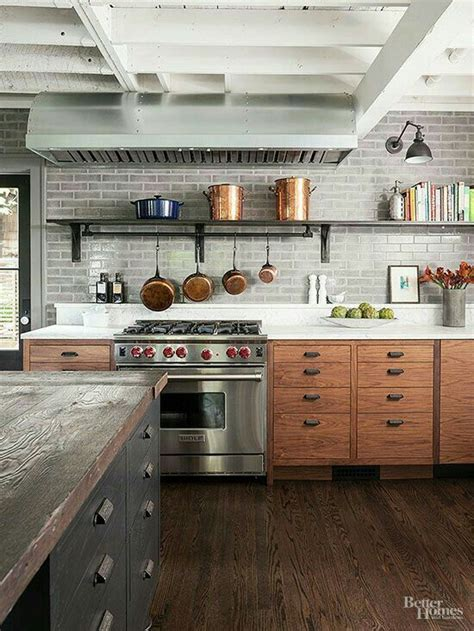 modern rustic kitchen modern rustic kitchen slucasdesigns com