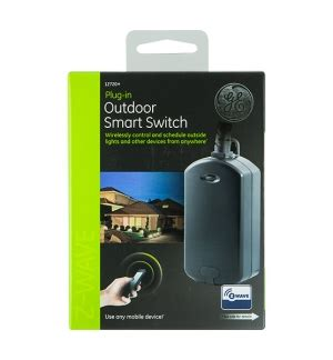 ge z wave fan control ge z wave plug in outdoor smart switch jascoproducts