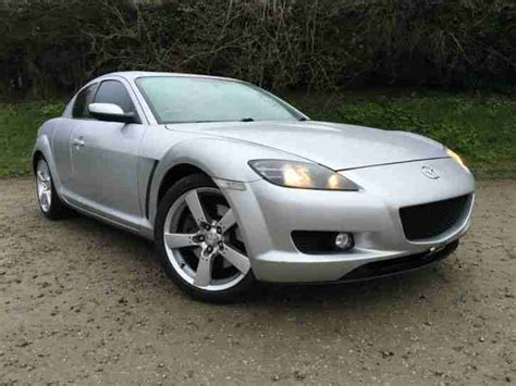 electronic stability control 1994 mazda rx 7 auto manual mazda rx 8 192 ps 1 3 4dr silver 12 months mot 23 7 2017 excellent