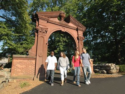 Mba Colleges In New Jersey by National Student Exchange Profile Ramapo College Of New