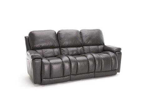 greyson sofa steinhafels greyson leather power recline sofa