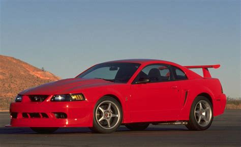 2000 ford svt mustang cobra r photo