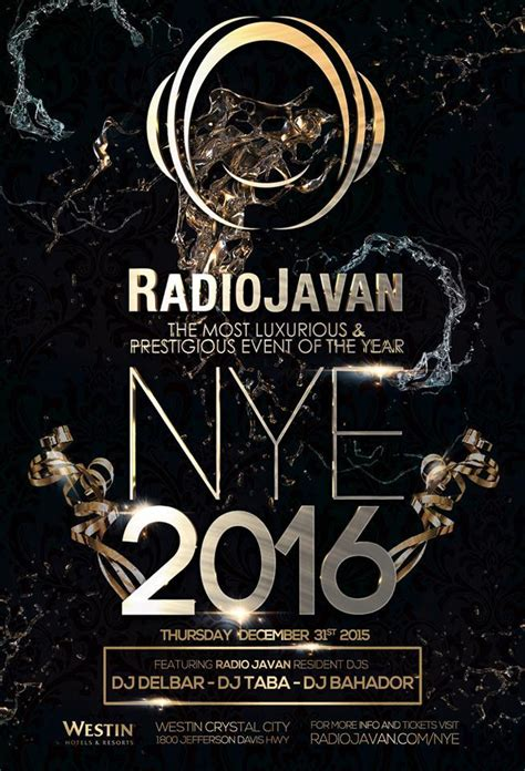 radio javan new year s gala 2016 radiojavan