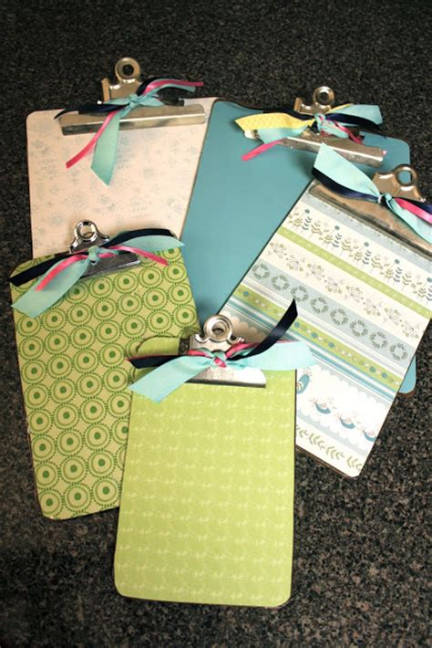 How To Decorate Clipboard by Dishfunctional Designs Organizing Decorating With