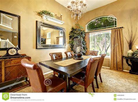 la salle manger salle 224 manger dans la maison am 233 ricaine de luxe photo