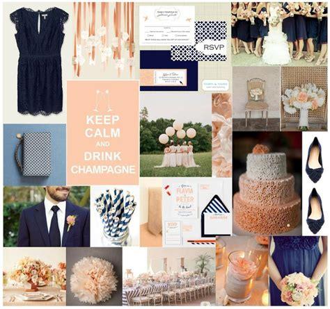 peach navy blue nigerian 25 best ideas about blue peach wedding on pinterest