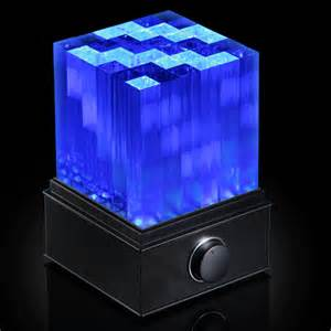 led light show supernova led light show bluetooth speaker cube the