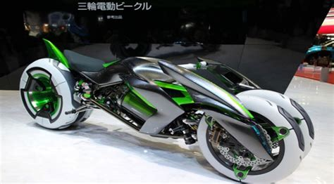 top 5 concept bikes from 187 concept motorcycle transformer kawasaki j future technology