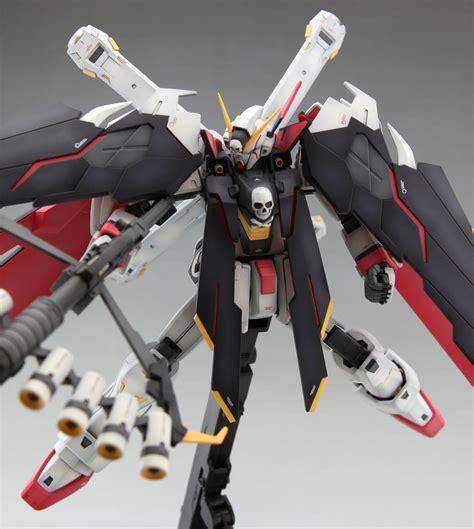 Mg Crossbone Gundam X 1 Fullcloth Mg Crossbone Gundam X 1 Cloth Assembled Painted