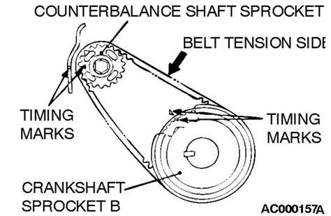 2000 mitsubishi galant timing belt replacement 2002 mitsubishi galant belt diagram 2002 free engine