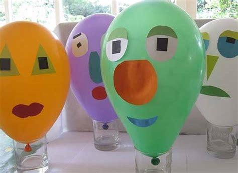 manualidades decoracion fiestas 5 manualidades con globos para decorar una infantil