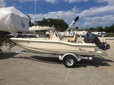 scout boats 175 sportfish for sale scout boats 175 sportfish boats for sale boats