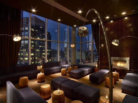 What S A Bar In A Hotel Room The Best Hotel Bars In New York City