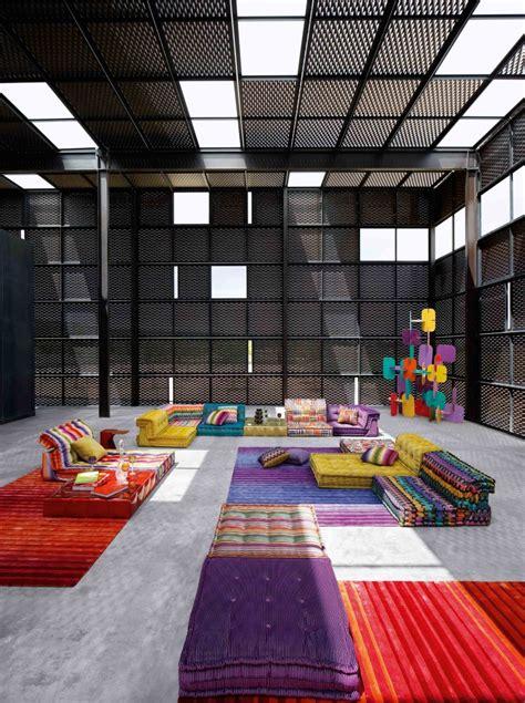 sofa mah jong von roche bobois produkttrends