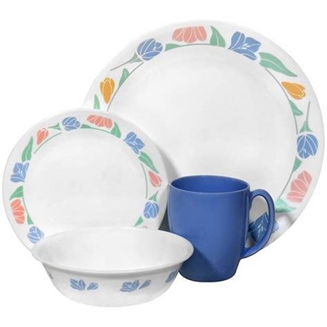 Kitchen Dinnerware Outlet Cheap Corelle Livingware 16 Dinnerware Set Service
