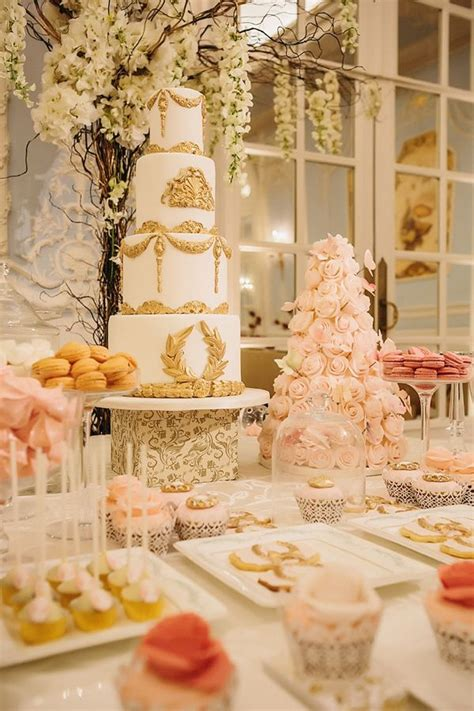 10 dessert table ideas weddingsonline ae