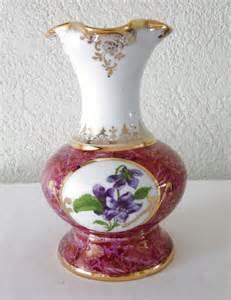 limoges porcelain vase from porcelain d rp of limoges