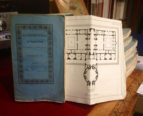 libreria le colonne torino il vitruvio viviani udine 1830 32 libreria
