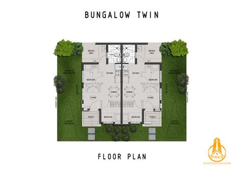 layout artist cavite twin bungalow designs joy studio design gallery best