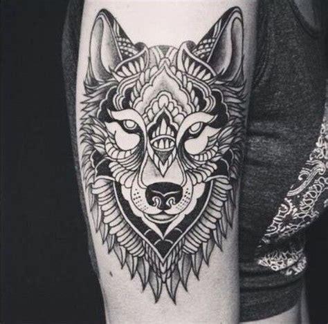 tattoo tribal vuk les 25 meilleures id 233 es de la cat 233 gorie tatouages de loup